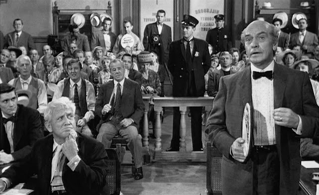 a review of brady and drummond in inherit the wind