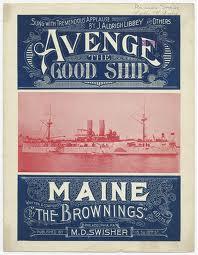 Avenge the Maine