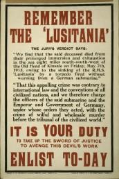 Lusitania poster 2