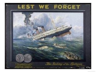 Lusitania poster 3