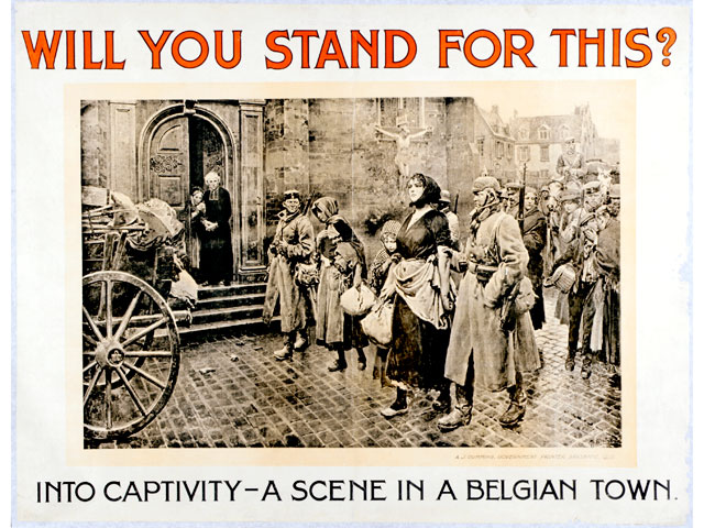 Belgian captivity