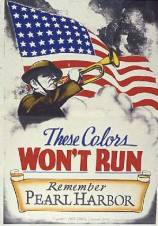 Colors don't run Pearl Harbor