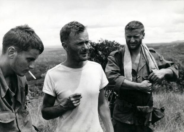 Schoendoerffer and actors