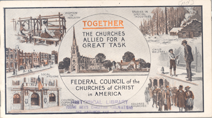 Federal Council of Churches