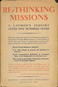 Rethinking Missions