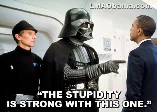 Obama Darth Vader