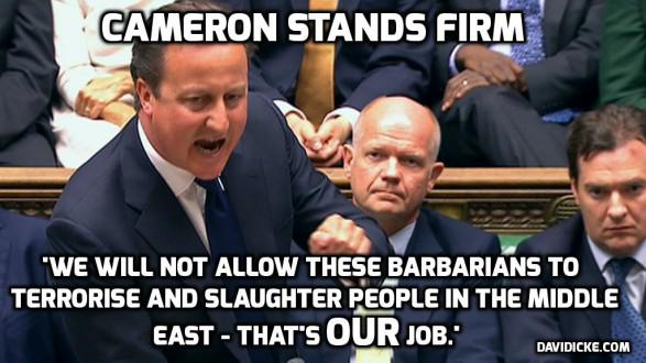 Syria Cameron