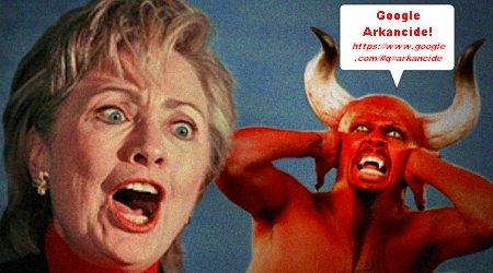 Hillary Satan