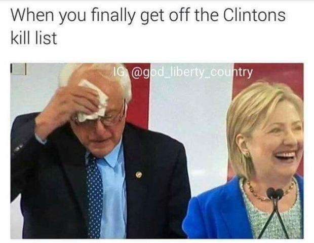 Sanders look