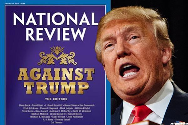 National Review Trump