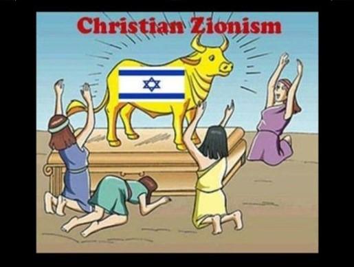 Christian Zionism calf