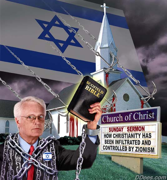 The War on Christianity, Part II: The Abomination and Blasphemy of Christian Zionism | James Perloff
