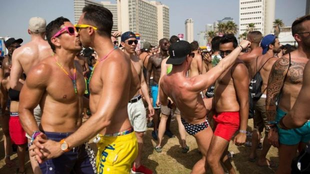 Tel Aviv Gay Pride