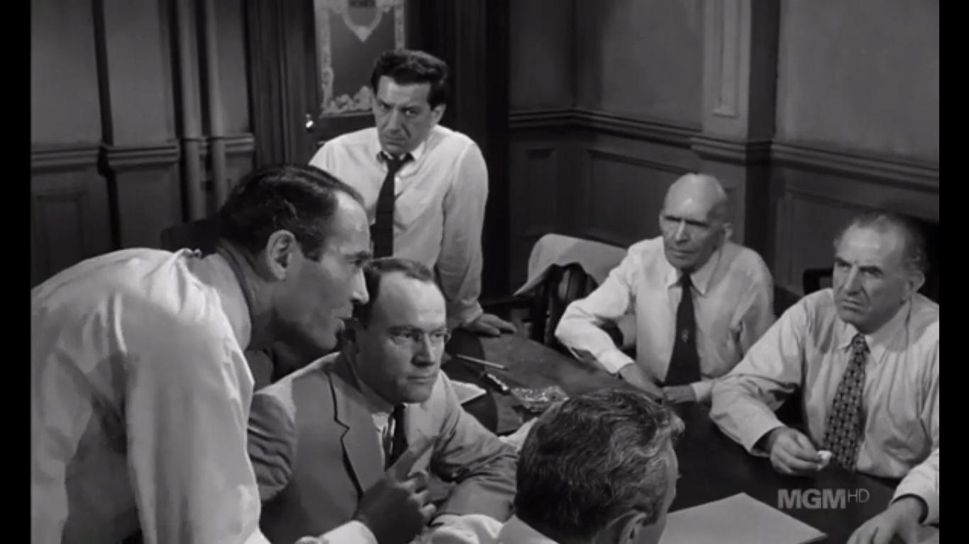"""12 Angry Men"" and the Truth Movement"